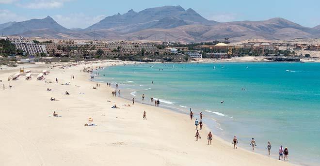 Fuerteventura stränder