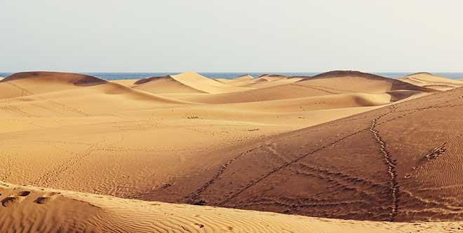 Träna utomlands på Gran Canaria